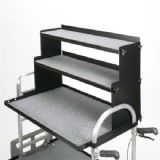 Mag Junior Sound Tray Double Decker (Collapsible) <br />MAG-F JR-DD